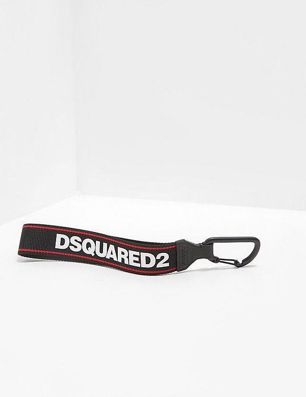 Dsquared2 Logo Keyring