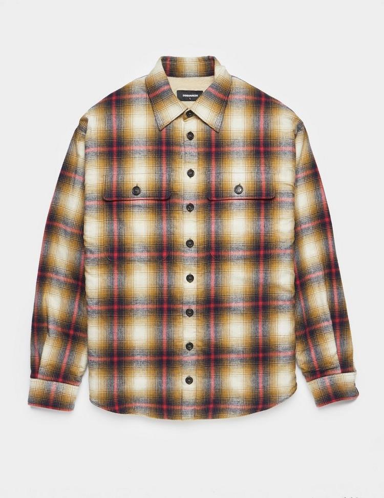 Dsquared2 Padded Long Sleeve Shirt