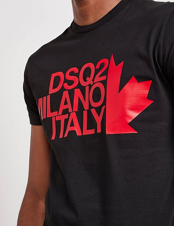 Dsquared2 Milan Italy Short Sleeve T-Shirt
