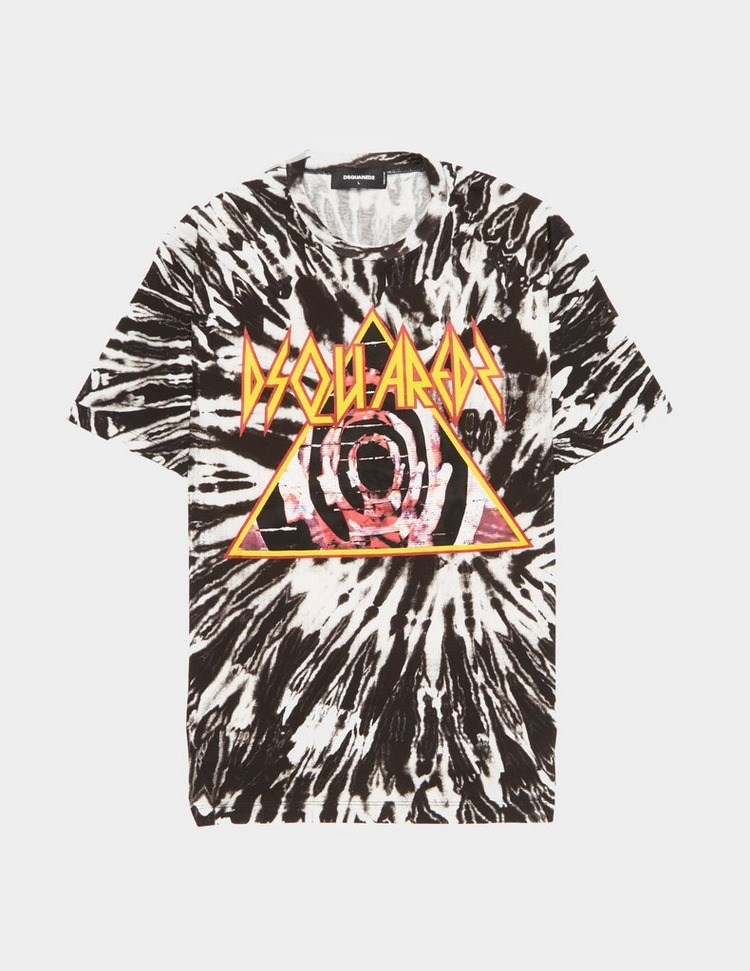 Dsquared2 Prism Dye Short Sleeve T-Shirt