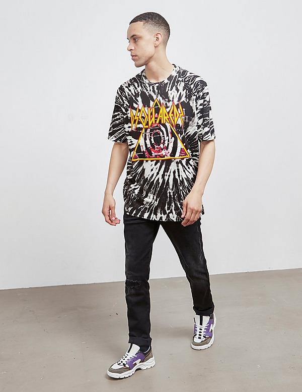 Dsquared2 Prism Dye Short Sleeve T-Shirt