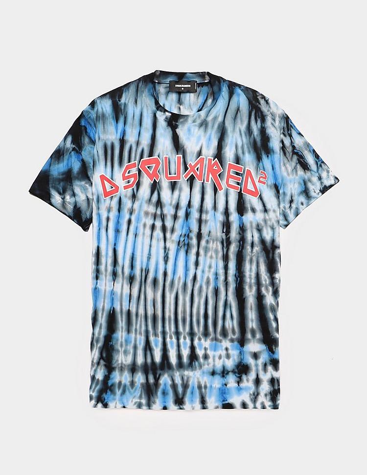 Dsquared2 Curve Dye Short Sleeve T-Shirt