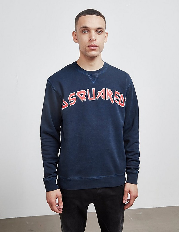 Dsquared2 Curve Sweatshirt