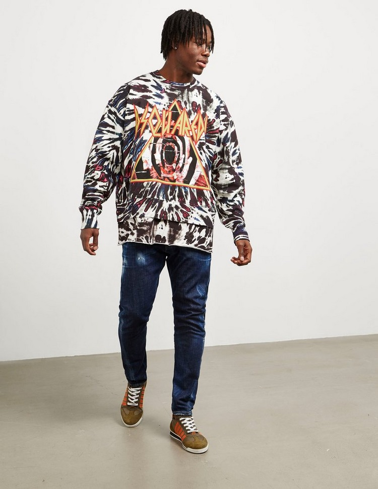 Dsquared2 Prism Dye Sweatshirt - Online Exclusive