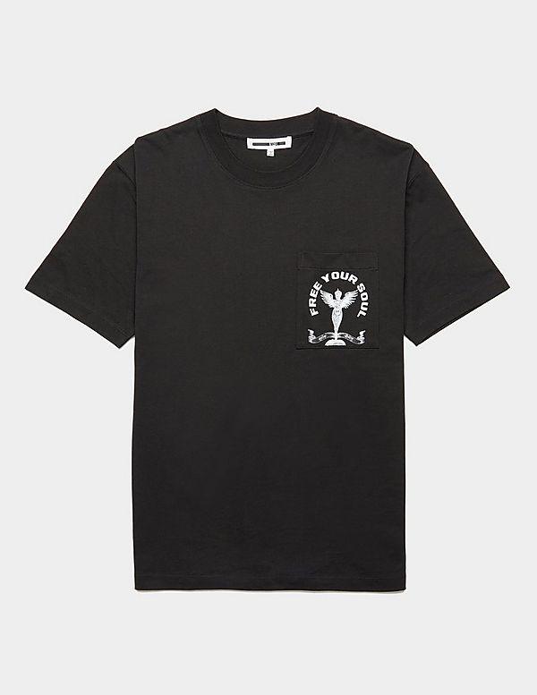 McQ Free Soul Short Sleeve T-Shirt