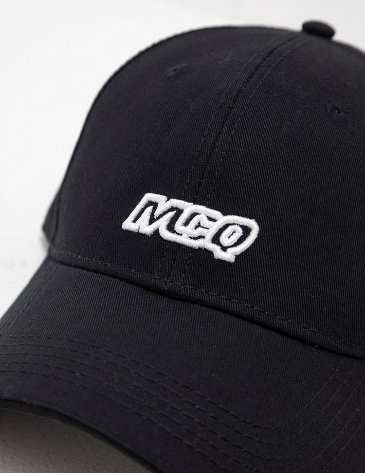 McQ Alexander McQueen White Logo Cap