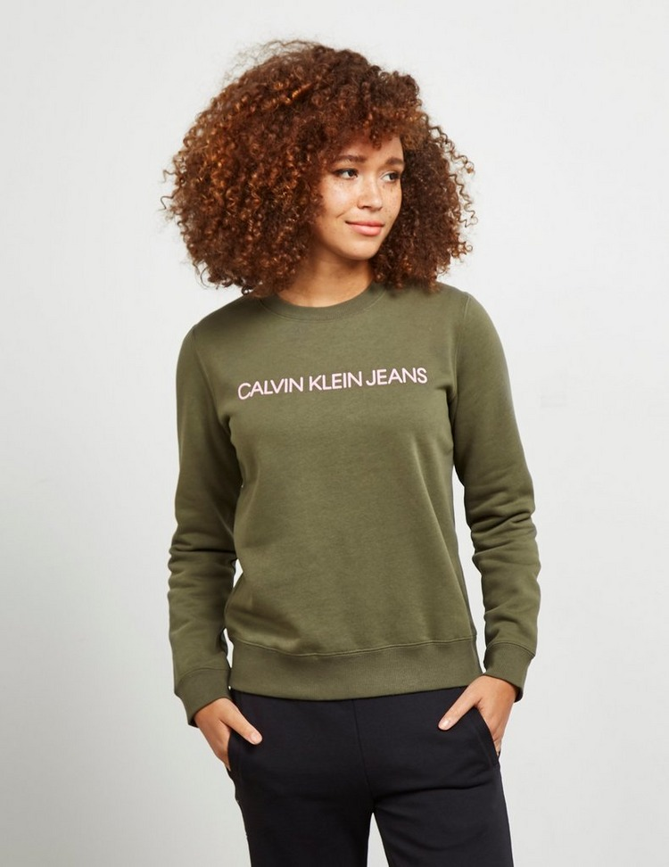Calvin Klein Jeans Institutional Sweatshirt