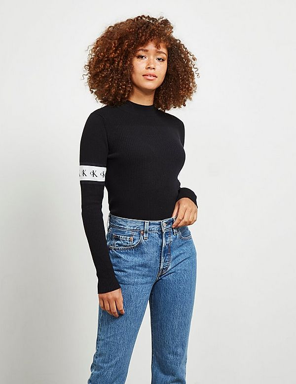 Calvin Klein Jeans Tape Knit Jumper