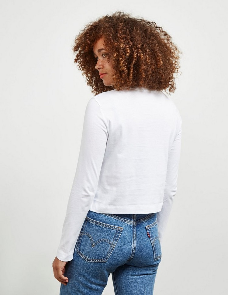 Calvin Klein Jeans Institutional Long Sleeve T-Shirt