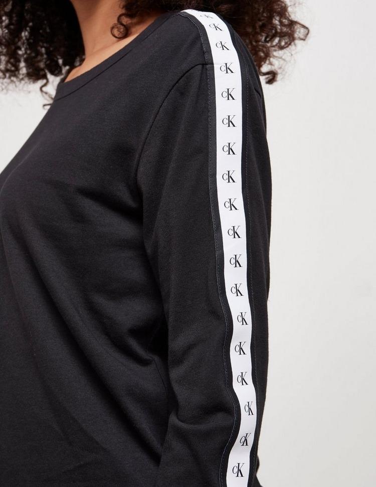 Calvin Klein Jeans Tape Long Sleeve T-Shirt