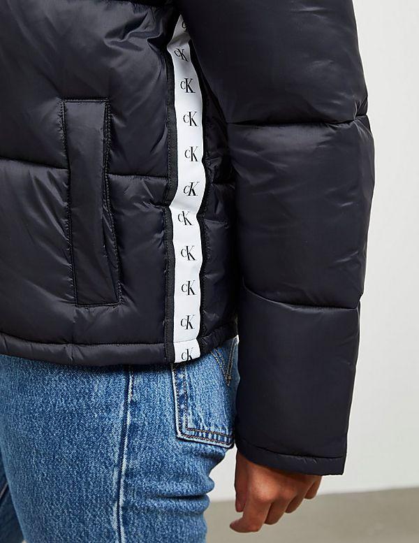 Calvin Klein Jeans Tape Padded Jacket