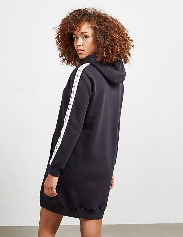 Calvin Klein Jeans Tape Hooded Dress