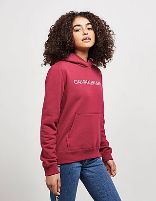 Calvin Klein Jeans Institutional Logo Hoodie