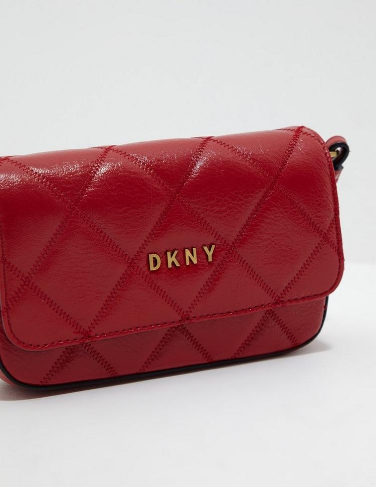 DKNY Sofia Demi Quilted Shoulder Bag