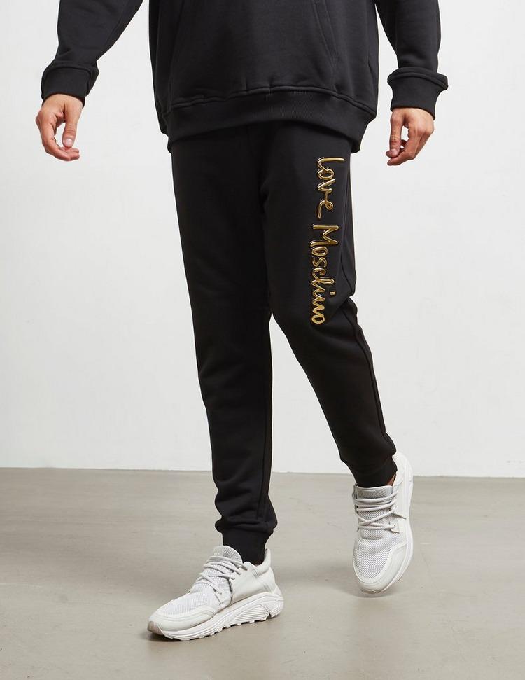 Love Moschino Script Logo Track Pants