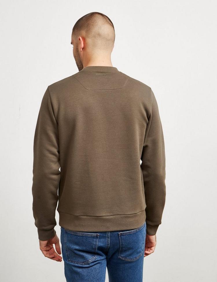 Z Zegna Paint Drip Sweatshirt