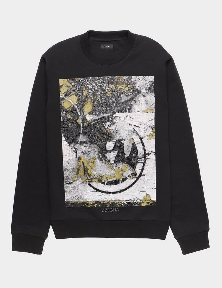 Z Zegna Paint Sweatshirt