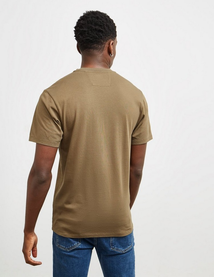 CP Company Multi Stock Logo Short Sleeve T-Shirt