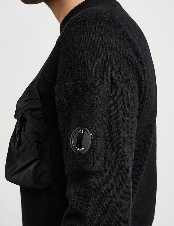 CP Company Pocket Knit Jumper
