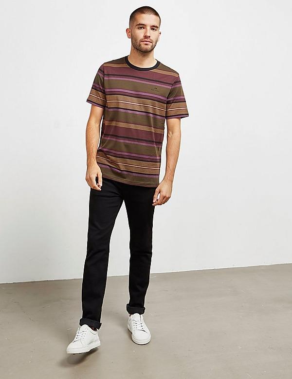 PS Paul Smith Block Stripe Short Sleeve T-Shirt