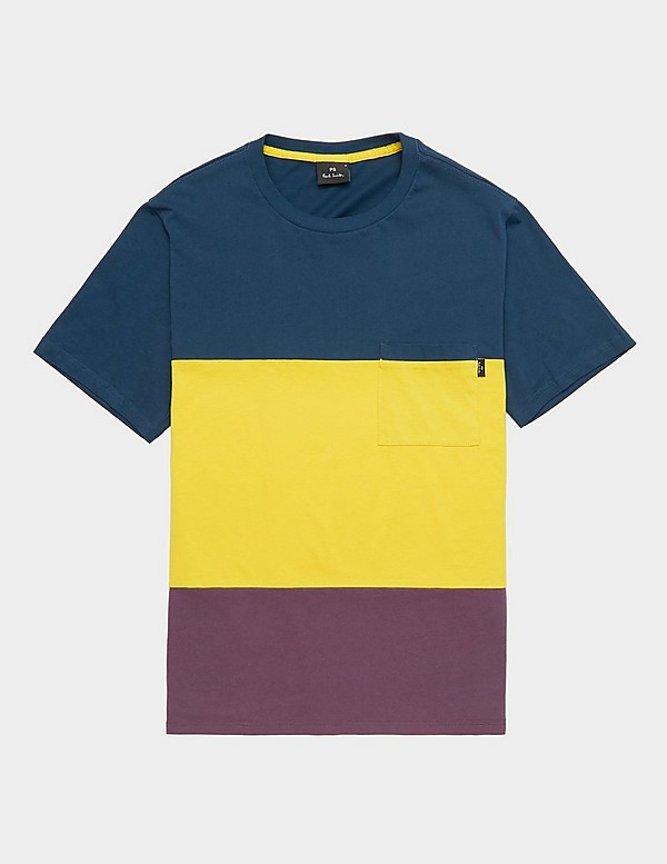 PS Paul Smith Pocket Short Sleeve T-Shirt
