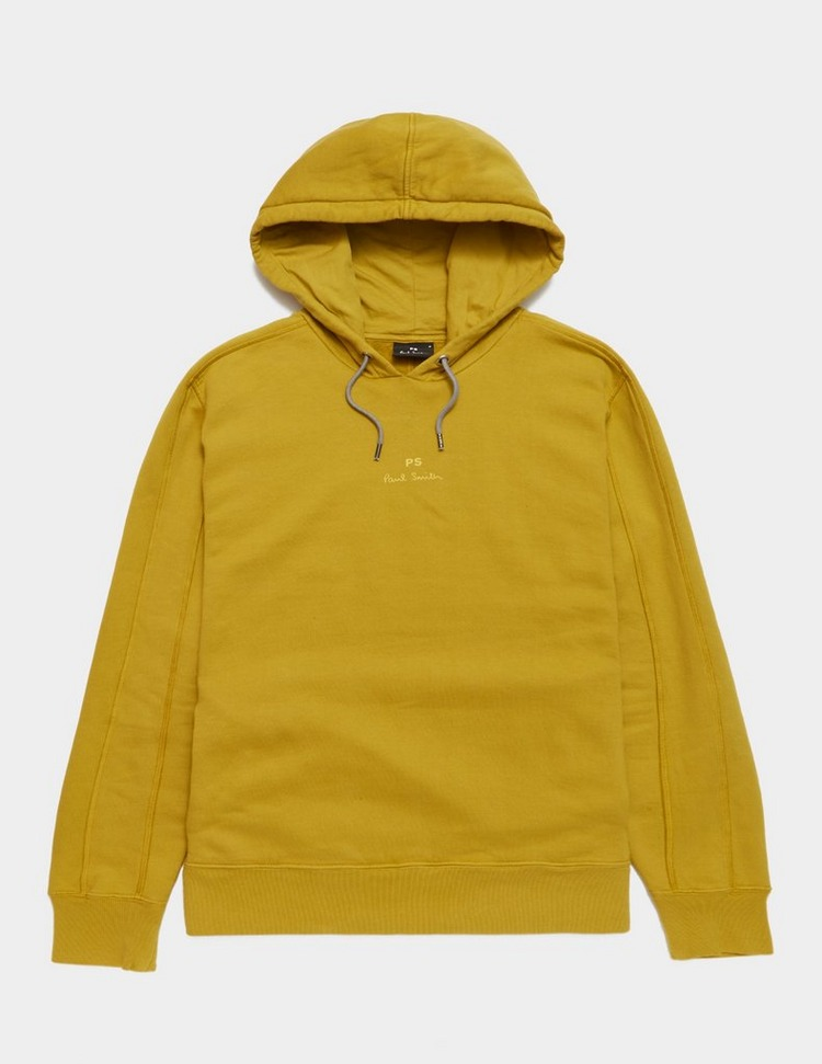 PS Paul Smith Central Logo Hoodie