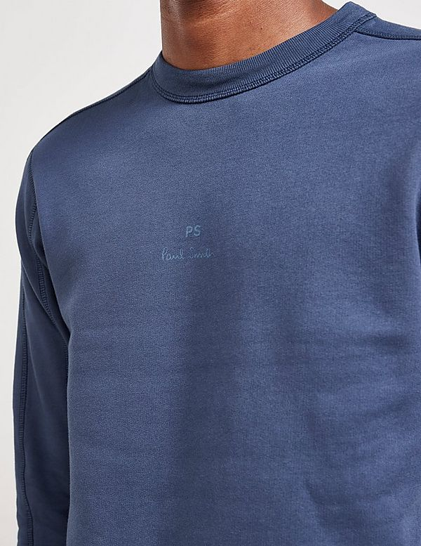 PS Paul Smith Central Logo Sweatshirt