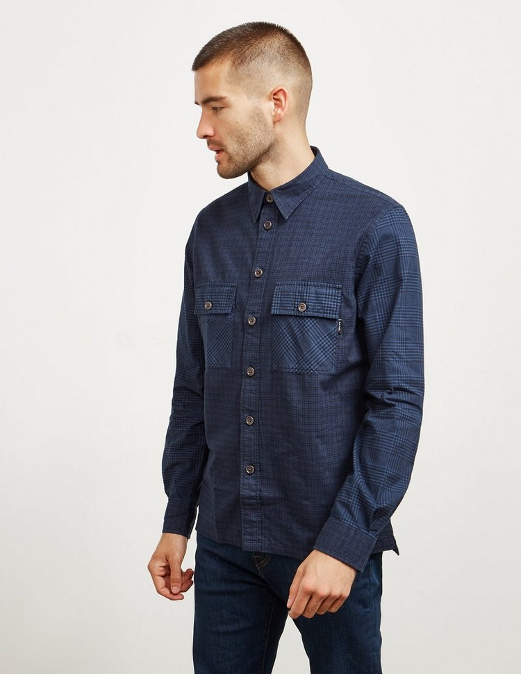 PS Paul Smith Mic Long Sleeve Work Shirt