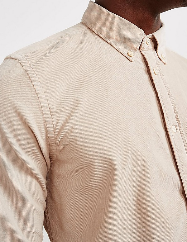 PS Paul Smith Brushed Cord Long Sleeve Shirt