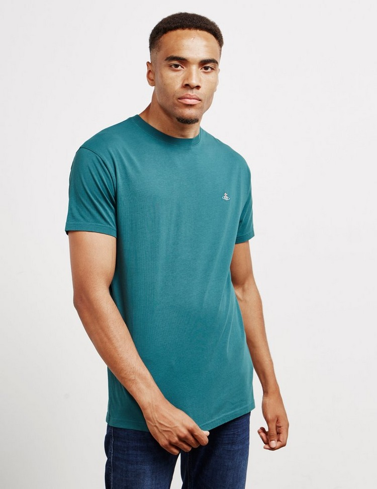 Vivienne Westwood Classic Orb Short Sleeve T-Shirt
