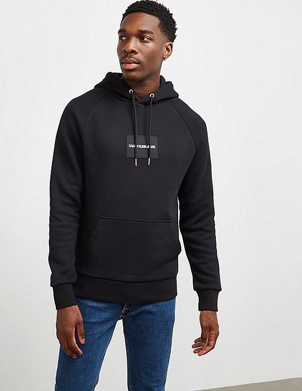 Calvin Klein Jeans Badge Logo Overhead Hoodie
