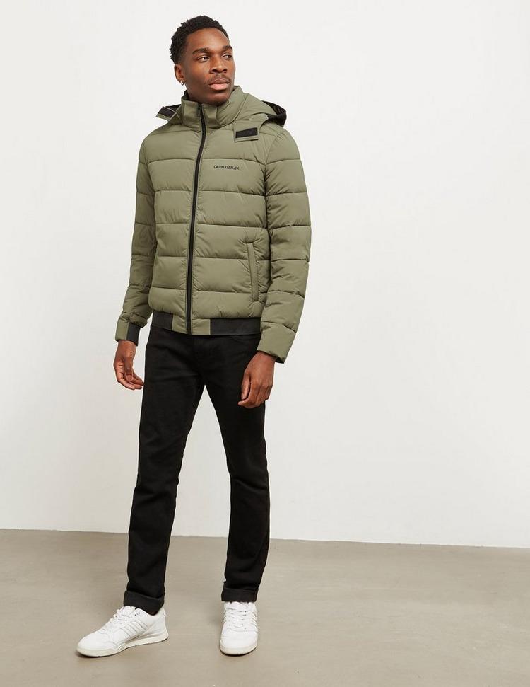 Calvin Klein Jeans Padded Bomber Jacket