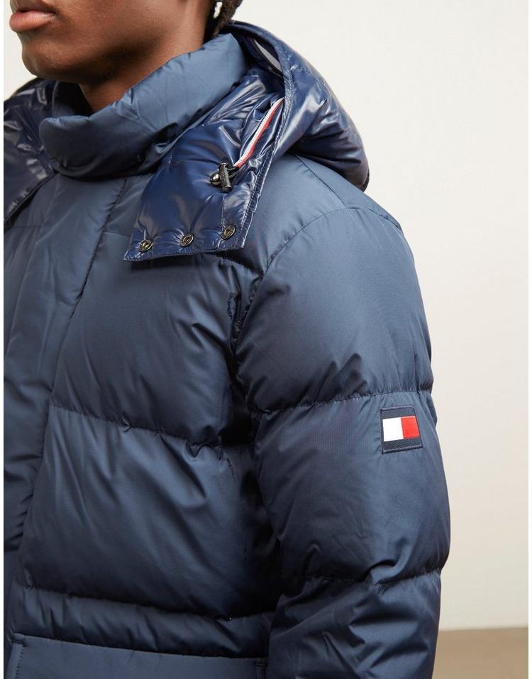Tommy Hilfiger Hooded Padded Bomber Jacket