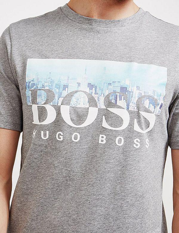BOSS Trek NYC Short Sleeve T-Shirt