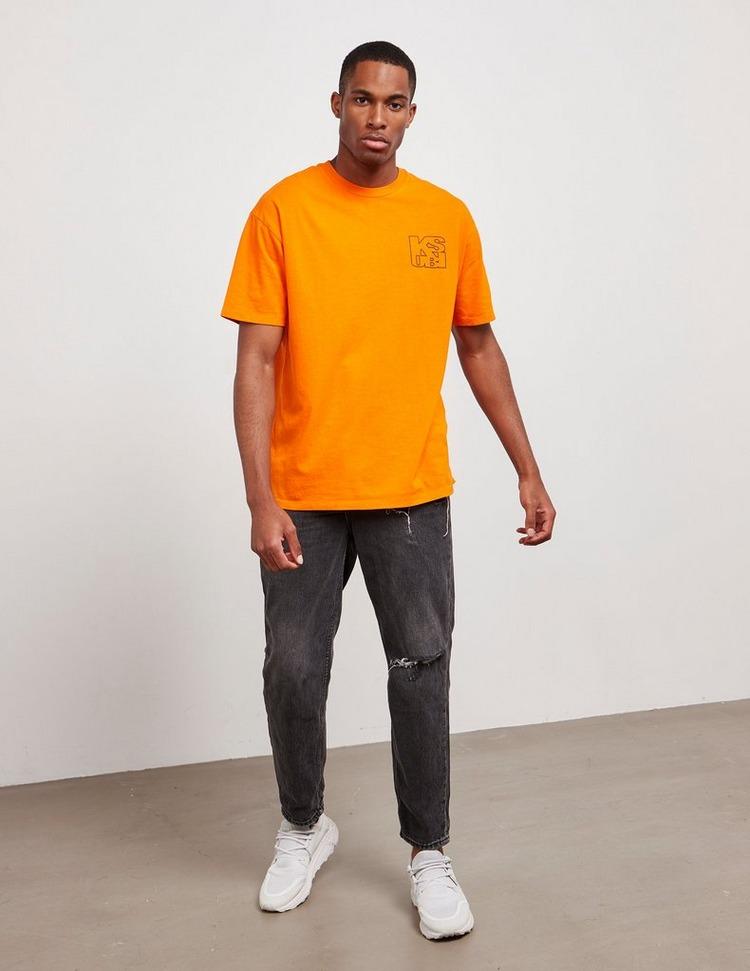 Ksubi Square Short Sleeve T-Shirt