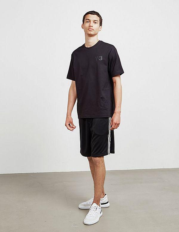 Y-3 Logo Short Sleeve T-Shirt