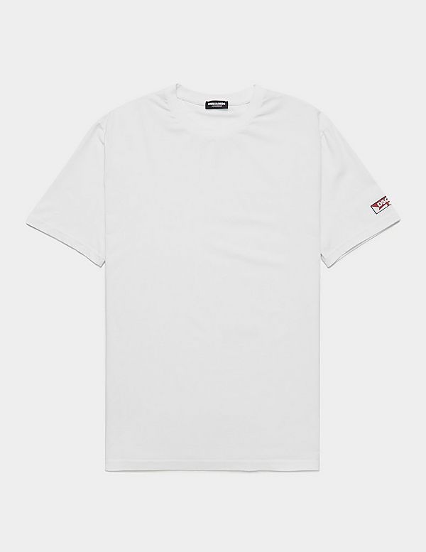 Dsquared2 Arm Logo Short Sleeve T-Shirt