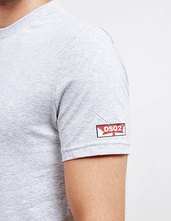 Dsquared2 Arm Logo Short Sleeve T-Shirt