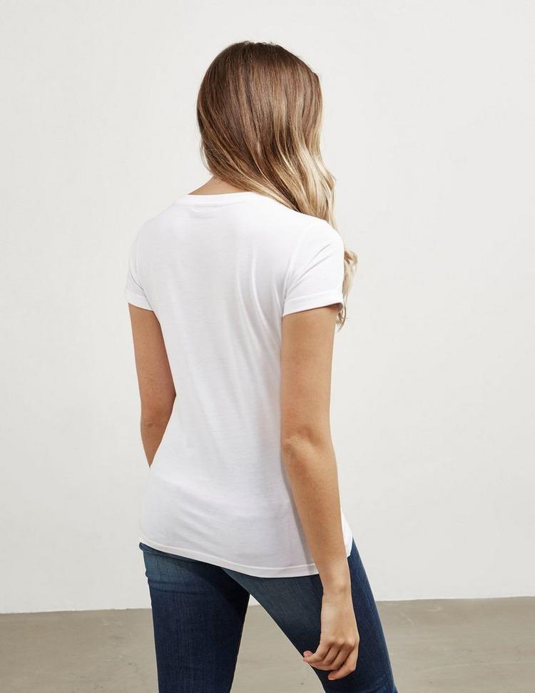 HUGO Patch Short Sleeve T-Shirt