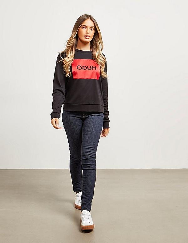 HUGO Patch Sweatshirt