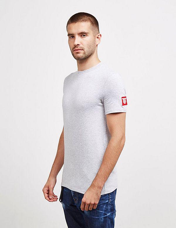 Dsquared2 Sleeve Badge Short Sleeve T-Shirt