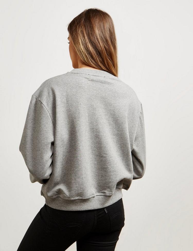 Love Moschino Multi Logo Sweatshirt