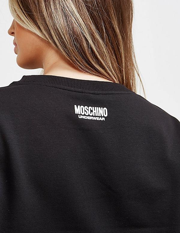 Moschino Logo Band Sweatshirt