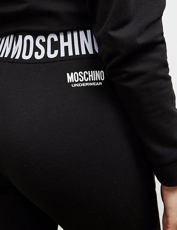 Moschino Logo Band Track Pants
