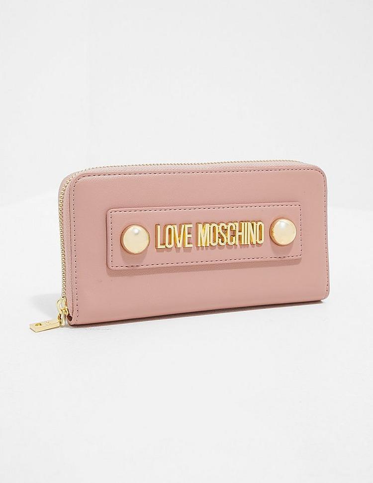 Love Moschino Logo Purse