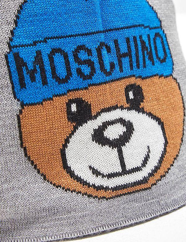 Moschino Bear Beanie