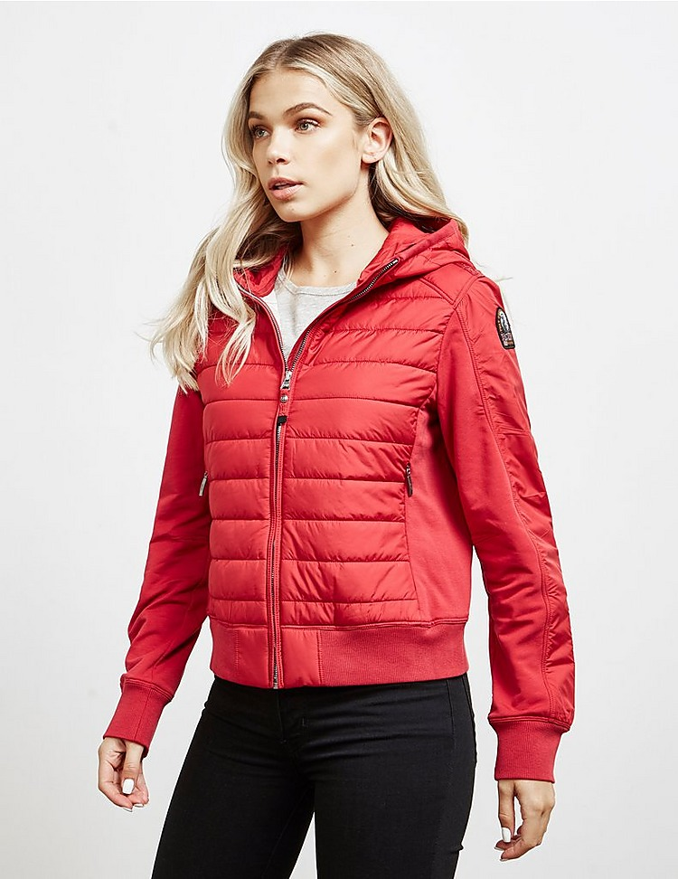 Parajumpers Caelie Layer Hooded Jacket
