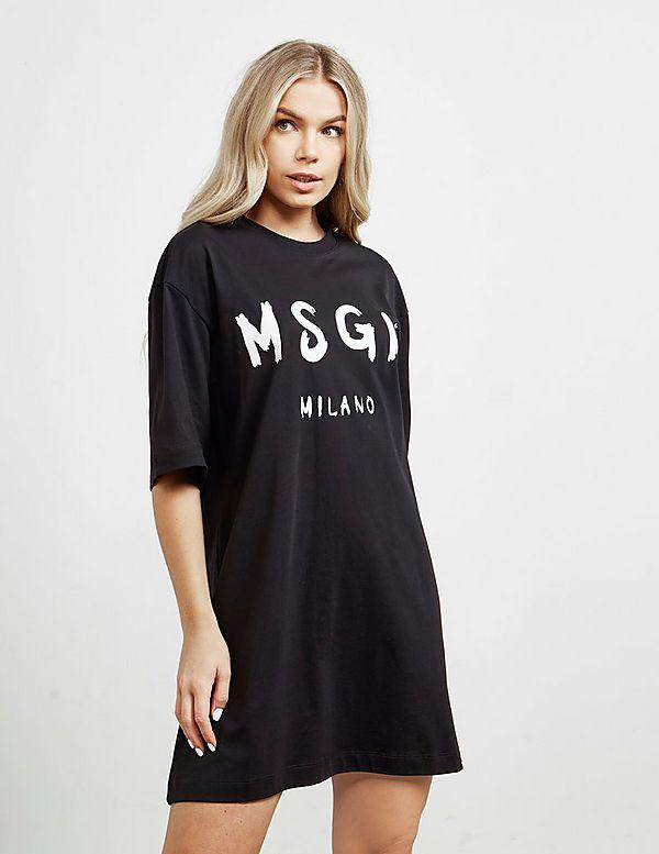 MSGM Milano T-Shirt Dress
