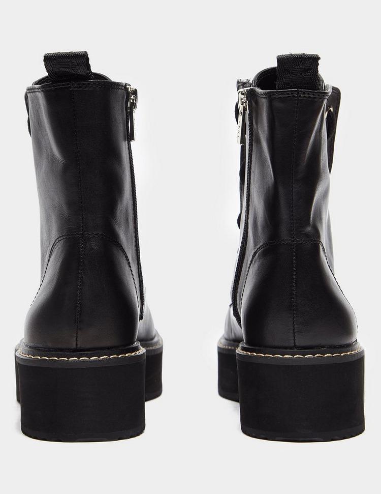 DKNY Rhi Lace Up Boots