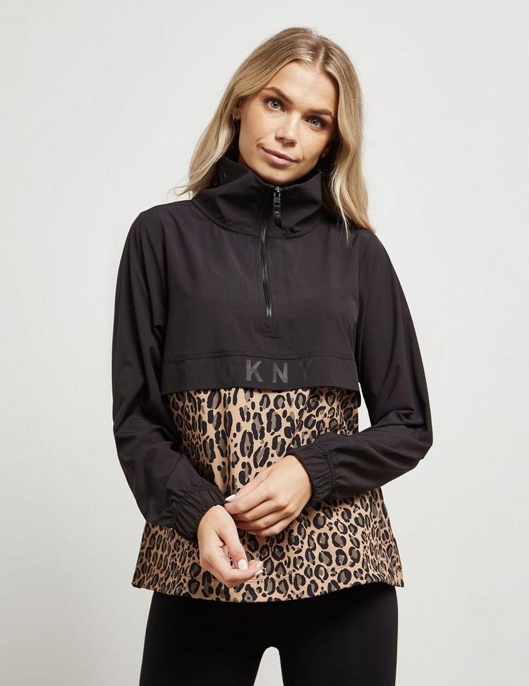 DKNY Sport Quarter Zip Sweatshirt